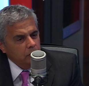 Escobar califica de un error cambiar atribuciones exclusivas del SII por delitos tributarios