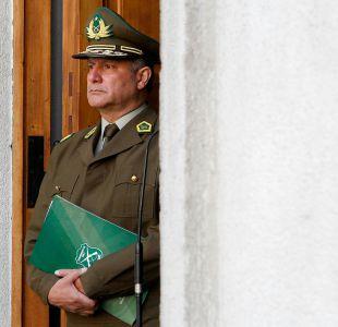 Fraude en Carabineros: Tribunal declara inadmisible querella presentada por Villalobos