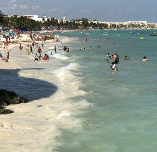 Encuentran a argentina muerta dentro de una caja de cartón en Playa del Carmen