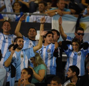 Argentina recibe sanción FIFA por cantos homofóbicos ante Chile en Clasificatorias
