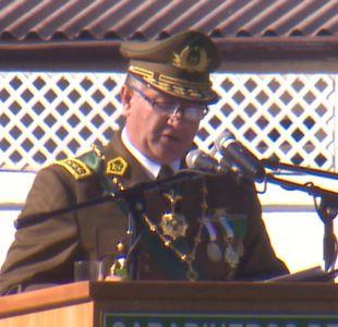 [VIDEO] General Villalobos pide perdón por fraude en Carabineros
