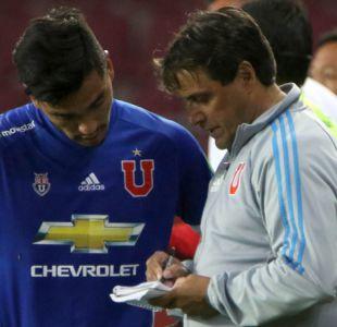 El equipo que prepara Hoyos en la U para el Clásico Universitario ante Católica