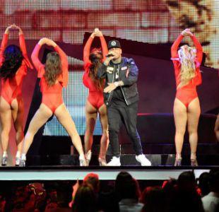 Nicky Jam triunfa en premios Billboard latinos dedicados a Venezuela