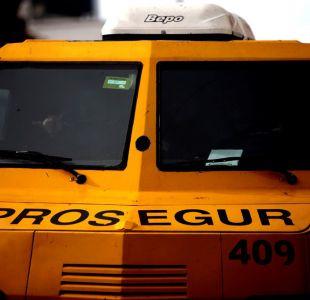 Personas que se llevaron dinero del camión Prosegur arriesgan penas de cárcel