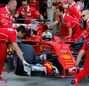 Sebastian Vettel logra la pole position del Gran Premio de Rusia