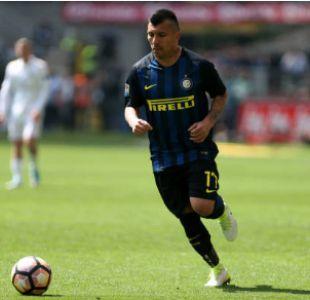 [Minuto a Minuto] Gary Medel es titular en el duelo Inter-Napoli en Italia