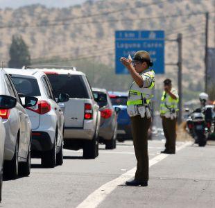 Día del trabajador: Conoce las medidas de contingencia para el retorno de vehículos a Santiago
