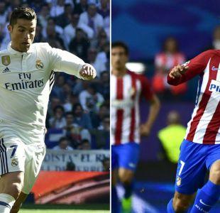 El Real y el Atlético animan Derbi de Madrid en semifinales de la Champions League