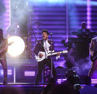 Bruno Mars en Chile: Este es el precio de las entradas
