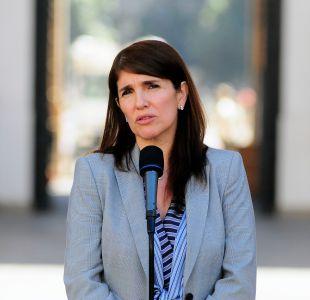 Gobierno responde a comando de Piñera y pide que no utilizar electoralmente caso Luchsinger