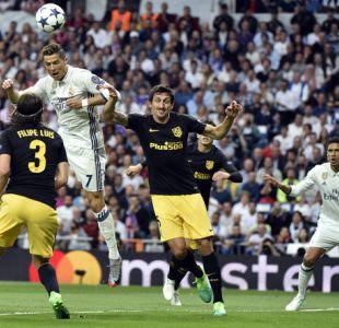 [Minuto a Minuto] Real Madrid está venciendo al Atlético por la Champions