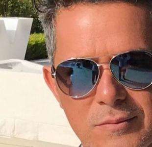 Alejandro Sanz reapareció con nueva imagen