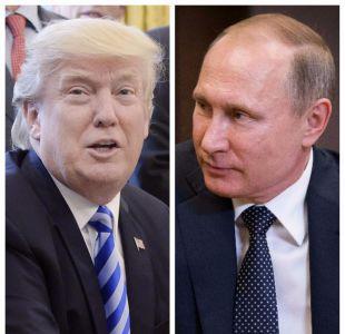 Trump dice que es hora de trabajar constructivamente con Rusia