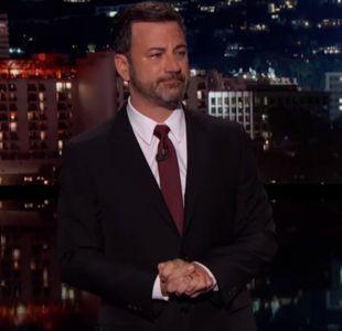 El llanto del presentador de TV Jimmy Kimmel por la enfermedad de su hijo recién nacido