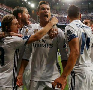 Real Madrid da el primer golpe ante el Atlético en las semis de la Champions