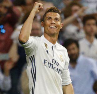 [VIDEO] El polémico gesto de Cristiano Ronaldo a los hinchas del Real Madrid