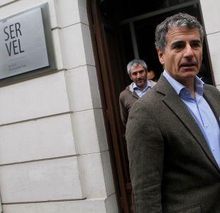 Un sector de Ciudadanos se desmarca de Andrés Velasco e ingresan al Gobierno