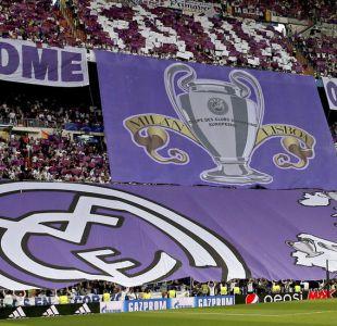 Decidme qué se siente, la pancarta que enfureció a los hinchas del Atlético en la Champions