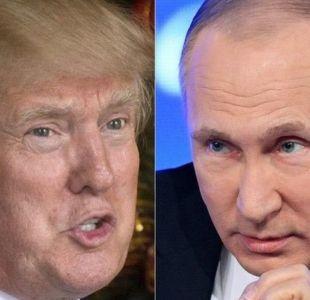 Siria y Corea del Norte: la primera conversación entre Trump y Putin desde el bombardeo de EE.UU.