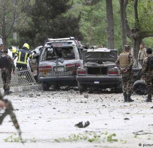 Tres marines estadounidenses heridos en un atentado suicida en Kabul
