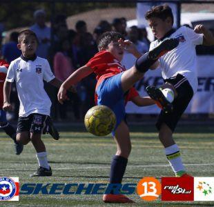 [VIDEO] Así se vive la pasión en el campeonato del fútbol joven de la ANFP