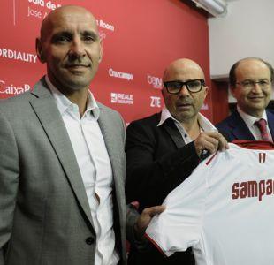 """Presidente de Sevilla sobre Sampaoli: """"Si algún club quiere llevárselo tiene que pagar esa cláusula"""""""