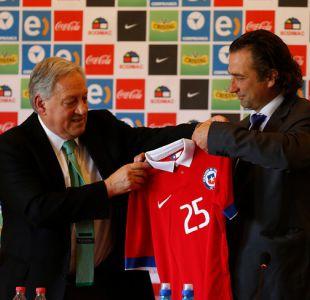 Arturo Salah confirma continuidad de Pizzi y amistosos de Chile para Copa Confederaciones