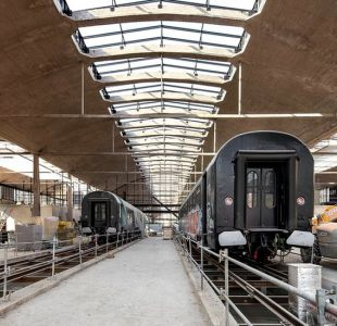 Estación de tren de París que se convertirá en el centro de startups tecnológicas