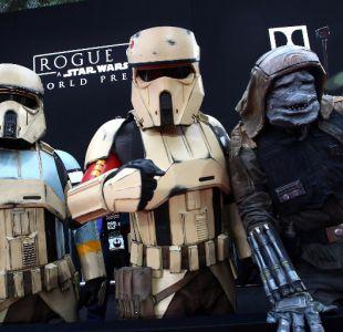En Perú 1.459 personas se llaman como personajes de Star Wars