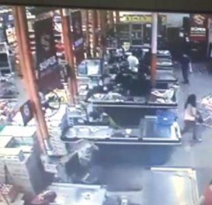 Radiografía a los robos en los supermercados