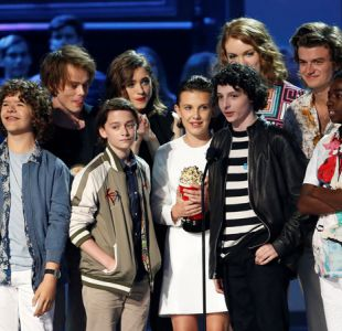 """Stranger things"" en los MTV Movie and TV Awards"