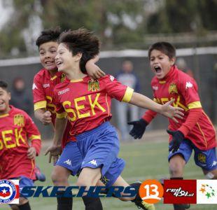 [FOTOS] El Fútbol Joven no para con atractivos duelos Sub 8, 9 y 10