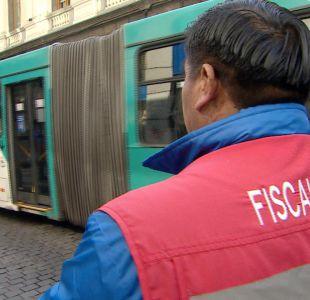 [VIDEO] Transantiago: Así operan los nuevos fiscalizadores anti evasión
