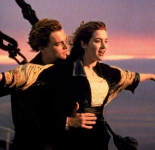 "Leonardo DiCaprio y Kate Winslet protagonizaron ""Titanic"""