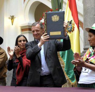 Presidente del senado boliviano asegura que Chile le negó visa