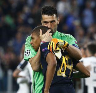 Buffon queda en el 5° lugar del récord de imbatibilidad en la historia de la Champions