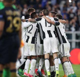 [VIDEO] Juventus vence a Mónaco y logra pasajes a la gran final de la Champions League