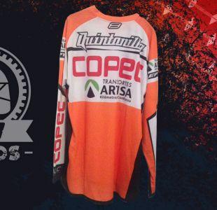 Hoy conoceremos en #D13motos al ganador de la camiseta oficial del motociclista Pablo Quintanilla