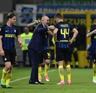 Gary Medel otra vez se queda sin técnico: Inter de Milan despide a Stefano Pioli