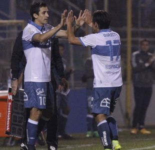 """Mirosevic adelanta """"final"""" contra Atlético Paranaense y habla de su renovación con la UC"""