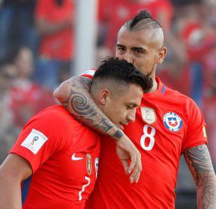 """Arturo Vidal ya se mentaliza: """"Todos queremos jugar Copa Confederaciones"""""""