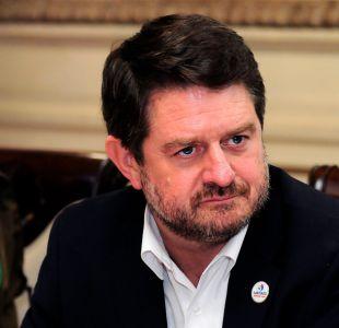 Intendente Orrego critica alerta de Aguas Andinas: Genera confusión y desinforma a la población