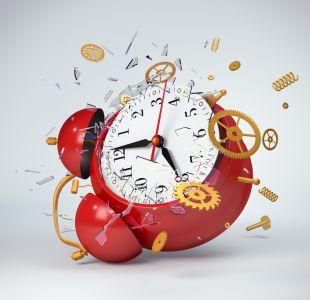 El reloj es una de las cosas que ayudaron a moldear la Economía moderna.