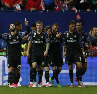Real Madrid impide hazaña de Atlético de Madrid y está en la final de Champions League
