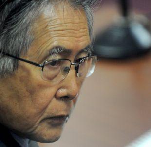 Corte Suprema amplía extradición de ex presidente peruano Alberto Fujimori