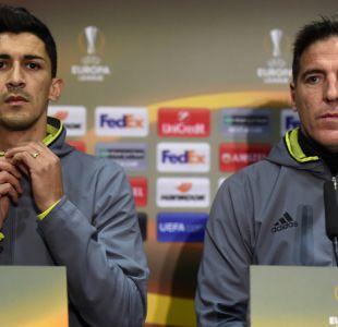 [VIDEO] Berizzo se inspira en Bielsa para remontar ante el United por Europa League