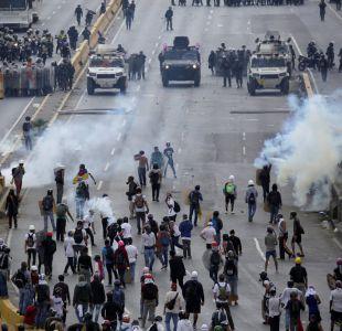 Crece indignación por violencia que deja 38 muertos en Venezuela