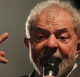 El expresidente Lula Da Silva está acusado de corrupción en el caso de la petrolera Petrobras.