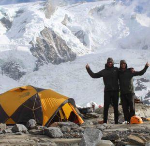 Chilenos conquistan la cima del Annapurna, la décima montaña más alta del mundo