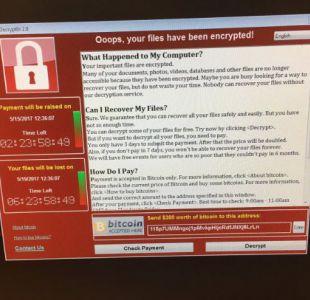 Las medidas que está adoptando el gobierno por el ataque informático ransomware